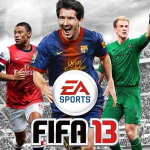 Buy FIFA 13 PS3 Game Code Compare Prices