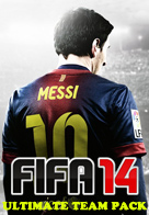 Fifa 14 Gold Ultimate Team Pack