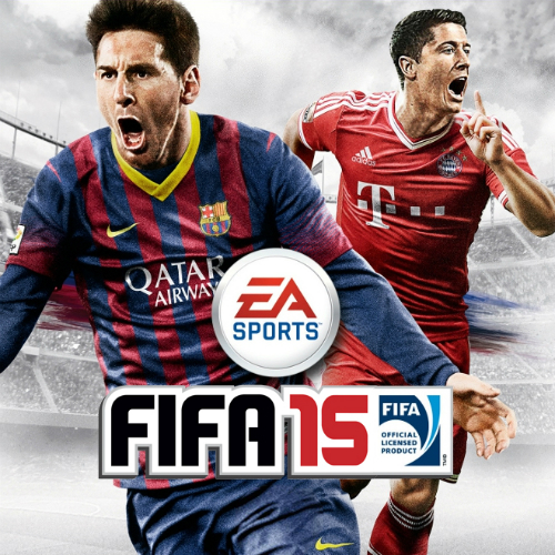 Buy FIFA 15 - 15 Gold Packs GameCard Code Compare Prices