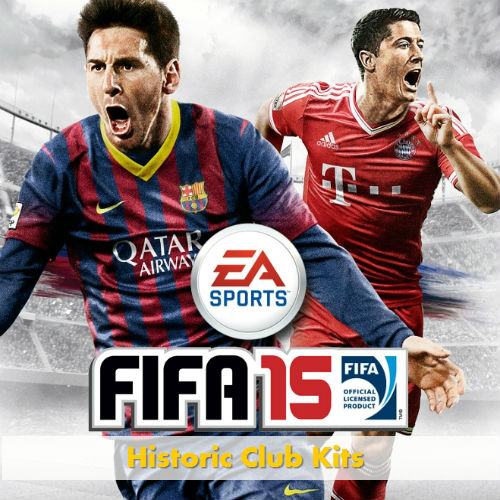 Buy Fifa 15 Historic Club Kits CD Key Compare Prices