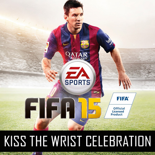 Buy Fifa 15 Kiss the Wrist Celebration CD Key Compare Prices