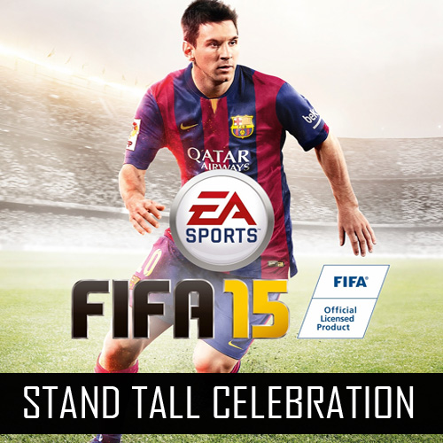 Buy Fifa 15 Stand Tall Celebration CD Key Compare Prices