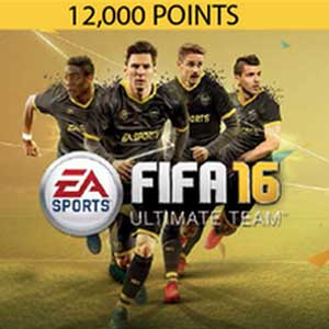 Buy FIFA 16 12000 FUT Points PS4 Game Code Compare Prices