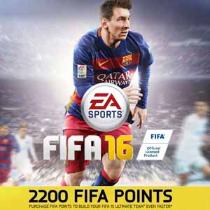Buy FIFA 16 2200 FUT Points GameCard Code Compare Prices