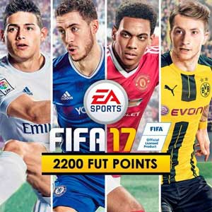 Buy FIFA 17 2200 FUT Points CD Key Compare Prices