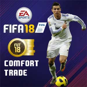 Buy FIFA 18 Fut Coins Comfort Trade Xbox One Code Compare Prices