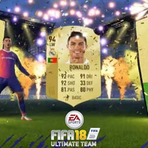 Buy FIFA 18 Ultimate Team Pack PS4 Compare Prices