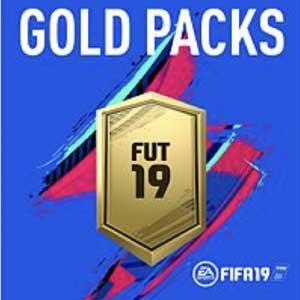 FIFA 19 FUT Premium Gold Packs