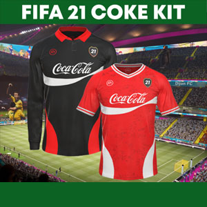 FIFA 21 Coca-Cola Kit Pack