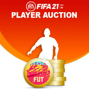 FIFA 21 FUT COINS PC Player Auction