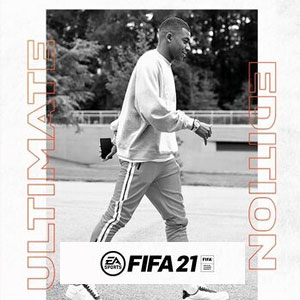 FIFA 21 Ultimate Edition Upgrade