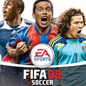 Buy FIFA Soccer 08 PS3 Game Code Compare Prices