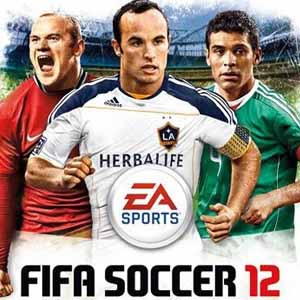Buy FIFA Soccer 12 PS3 Game Code Compare Prices
