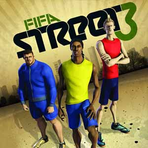 Buy FIFA Street 3 PS3 Game Code Compare Prices
