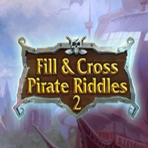 Fill and Cross Pirate Riddles 2