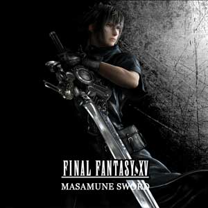 Final Fantasy 15 Masamune Sword
