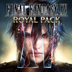 Final Fantasy 15 Royal Edition Pack
