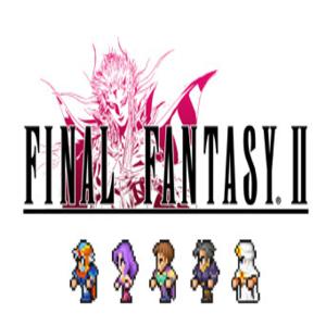 Final Fantasy 2 Pixel Remaster