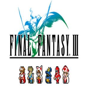 Final Fantasy 3 Pixel Remaster