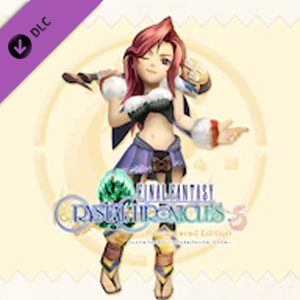 FINAL FANTASY CRYSTAL CHRONICLES Bel Dat's Crystal