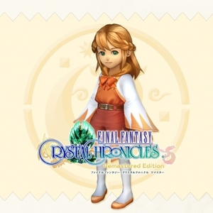 FINAL FANTASY CRYSTAL CHRONICLES Chelinka's Crystal