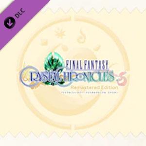FINAL FANTASY CRYSTAL CHRONICLES Enchanted Wallet Gil