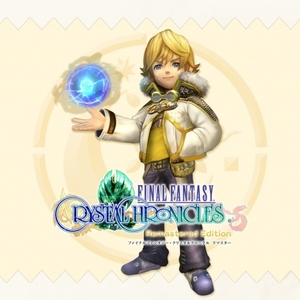 FINAL FANTASY CRYSTAL CHRONICLES Layle's Crystal