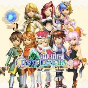 FINAL FANTASY CRYSTAL CHRONICLES Memory Crystal Pack