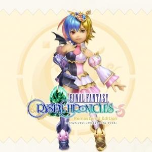 FINAL FANTASY CRYSTAL CHRONICLES Mira's Crystal