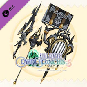 FINAL FANTASY CRYSTAL CHRONICLES Relic Weapon Pack