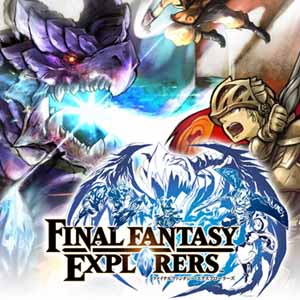 Buy Final Fantasy Explorers Nintendo 3DS Download Code Compare Prices