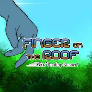 Finger on the Roof! Go! Rooftop Runner!