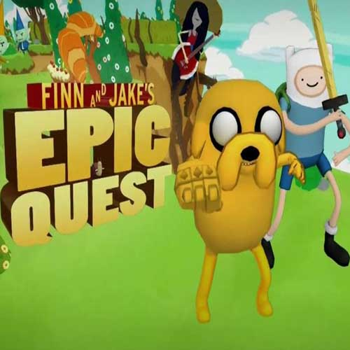 Finn and Jake's Epic Quest