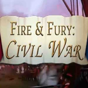 Fire and Fury English Civil War