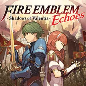 Buy Fire Emblem Echoes Shadows of Valentia Nintendo 3DS Download Code Compare Prices
