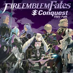 Fire Emblem Fates Conquest Story Path