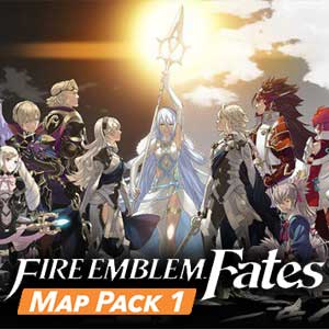 Buy Fire Emblem Fates Map Pack 1 Nintendo 3DS Download Code Compare Prices