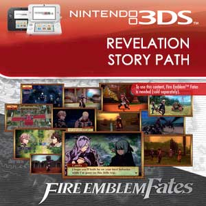 Buy Fire Emblem Fates Revelation Story Path 3DS Download Code Compare Prices