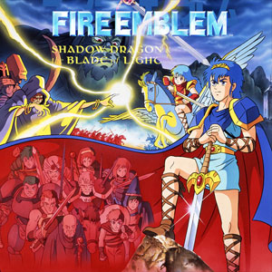 Buy Fire Emblem Shadow Dragon & the Blade of Light Nintendo Switch Compare Prices