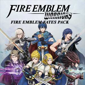 Fire Emblem Warriors Fire Emblem Fates Pack