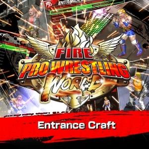 Fire Pro Wrestling World Entrance Craft