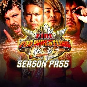 Fire Pro Wrestling World NJPW Season Pass
