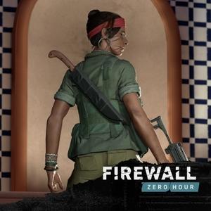 Firewall Zero Hour Contractor Jaguar