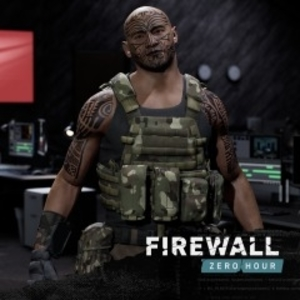 Firewall Zero Hour Contractor Kane