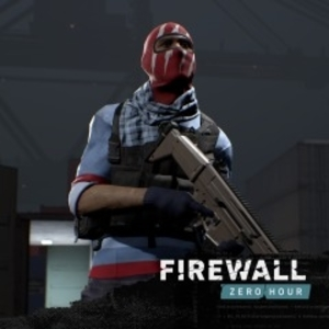 Firewall Zero Hour Contractor Lynx