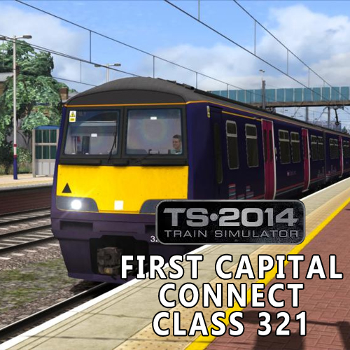 Buy Train Simulator First Capital Connect Class 321 CD Key Compare Prices