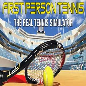 Buy First Person Tennis The Real Tennis Simulator CD Key Compare Prices