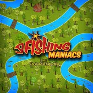 Buy Fishing Maniacs CD Key Compare Prices