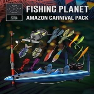 Fishing Planet Amazon Carnival Pack