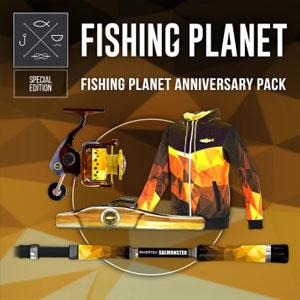 Fishing Planet Anniversary Pack